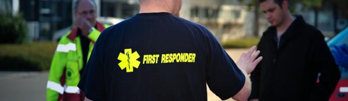 First Responder Schulung