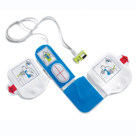 AED-Elektroden_CPR-D Padz_ Defibrillator ZOLL AED Plus