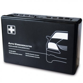 Auto Verbandkasten, DIN 13164_cosed