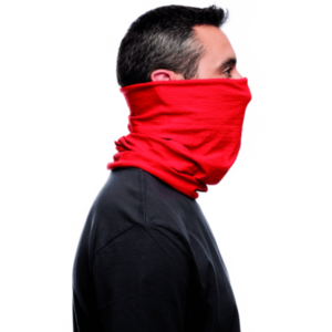 BUFF_Fire-Resistant_rot_mask Multifunktionstuch