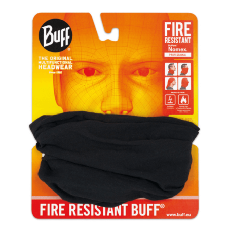 BUFF_Fire-Resistant_rot_packed Multifunktionstuch