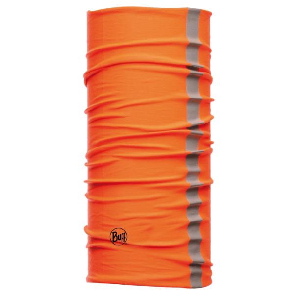 BUFF_Thermal-Reflective_orange Multifunktionstuch