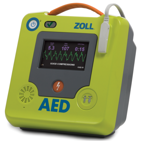 Defibrillator ZOLL AED 3 BLS