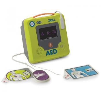 Defibrillator ZOLL AED 3 BLS_Elektroden