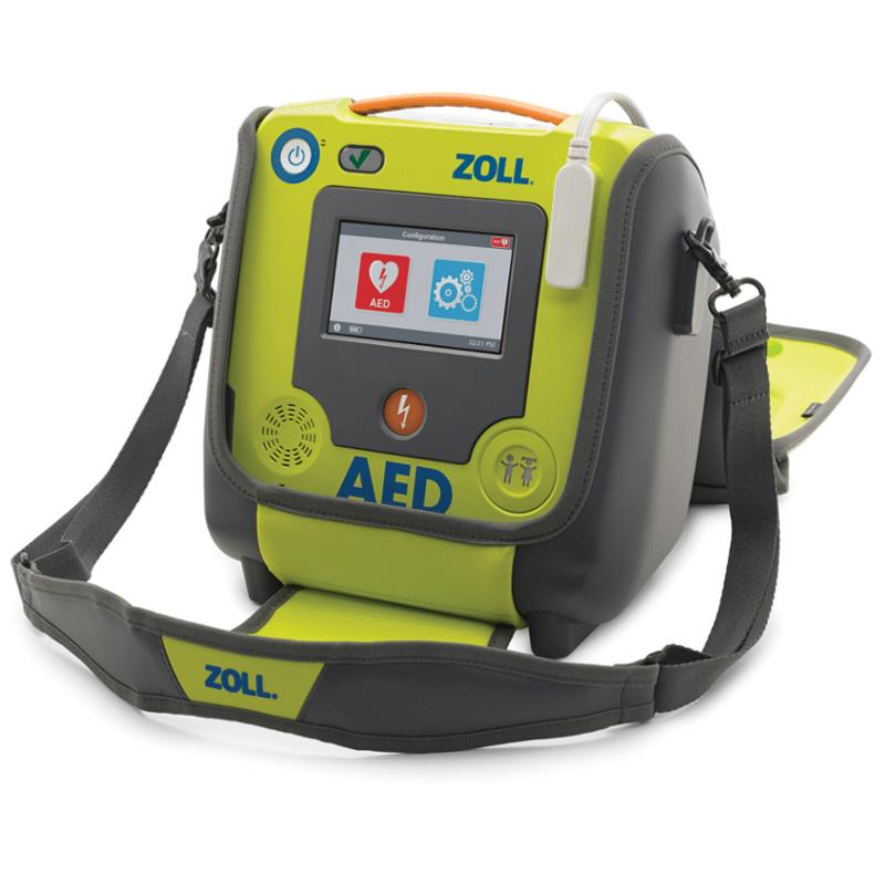 defibrillator zoll aed 3 bls first responder. Black Bedroom Furniture Sets. Home Design Ideas