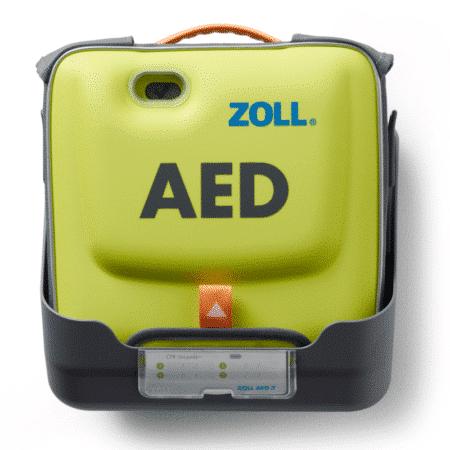Einsatztragtasche AED 3_Wandhalterung