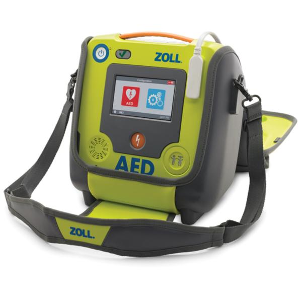 Einsatztragtasche AED 3_offen