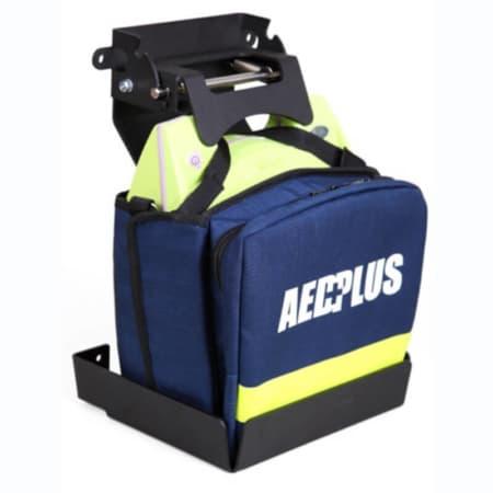 Fahrzeughalterung Defibrillator ZOLL AED Plus