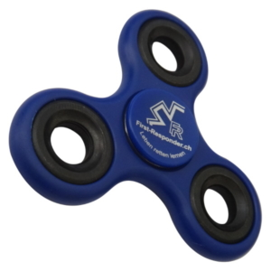 Fidget-Spinner Finger-Spinner_side,blau