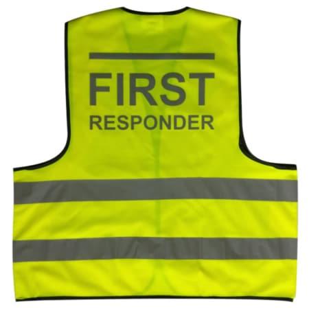 Funktionsweste First-Responder_back