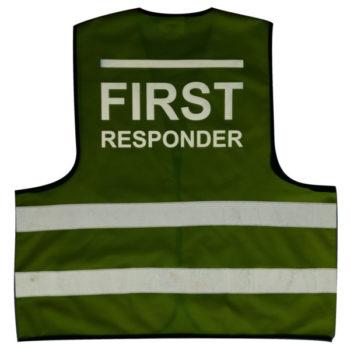 Funktionsweste First-Responder_back_blitz