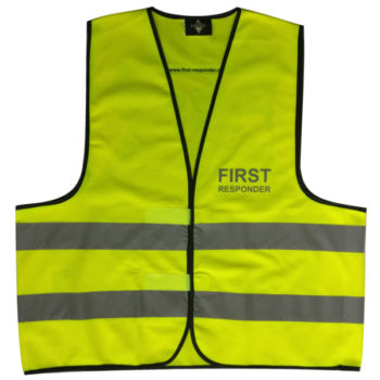 Funktionsweste First-Responder_front