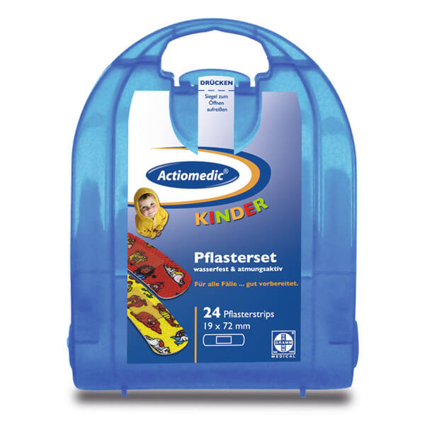 Kinderpflaster-Set