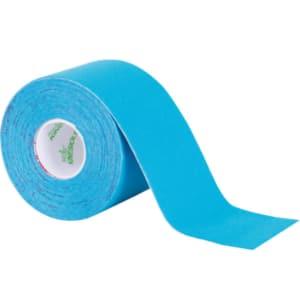 Kinesiologie-Tape blau