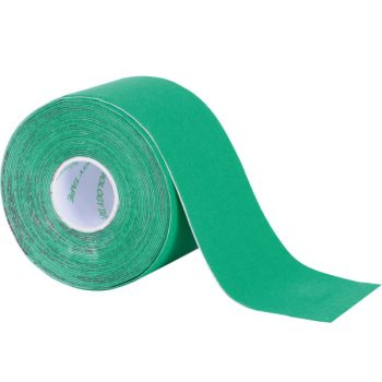 Kinesiologie-Tape grün