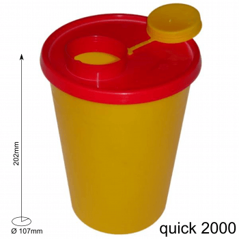 Multi-Safe quick2000_Masse