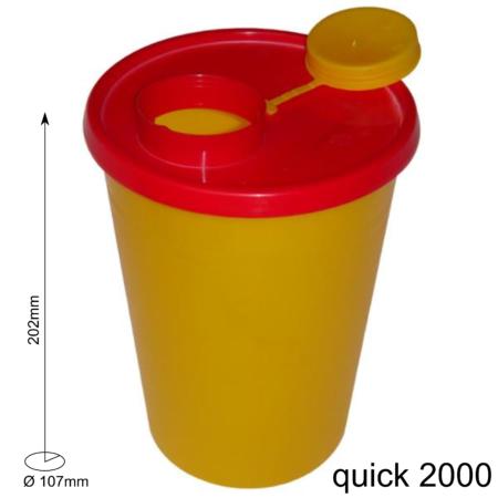 Multi-Safe quick2000_Masse