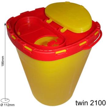 Multi-Safe twin2100_Masse