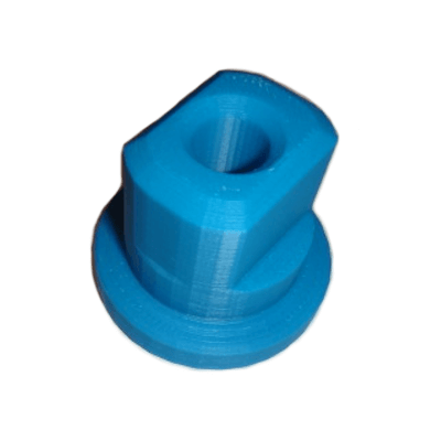 MultiAdapter Led Blitzer blue_bottom