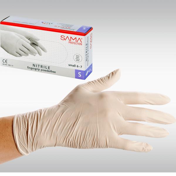 nitril handschuhe sama protection first responder. Black Bedroom Furniture Sets. Home Design Ideas