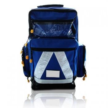 Notfallrucksack FR Basic nylon blau