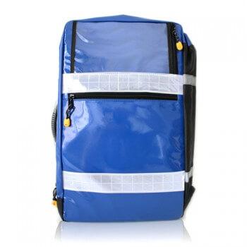 Notfallrucksack FR Profi blau front