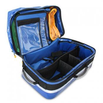 Notfallrucksack FR Profi blau open