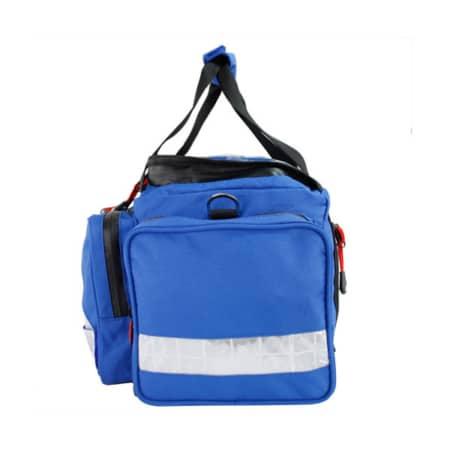 Notfalltasche Basic2 WaterStop blau_side