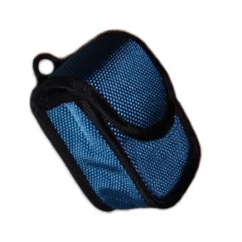Pulsoximeter Tasche blau side2