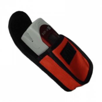 Pulsoximeter Tasche open