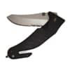Rettungsmesser Standard black_half