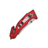 Rettungsmesser Standard red_back