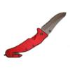 Rettungsmesser Standard red_open