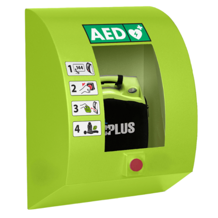 SixCase SC1330_closed AED-Wandkasten