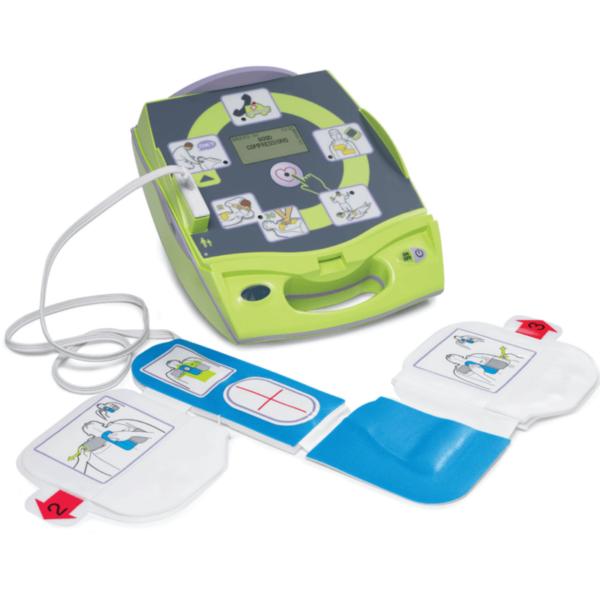 Defibrillator ZOLL AED Plus CPR Elektroden
