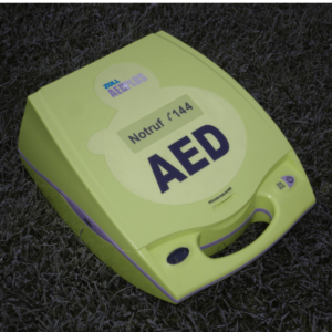 Defibrillator ZOLL AED Plus CPR closed