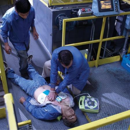 ZOLL-AED-Plus_Einsatz